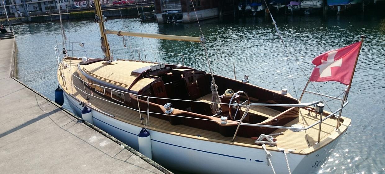 Oldtimer Segelyacht 6