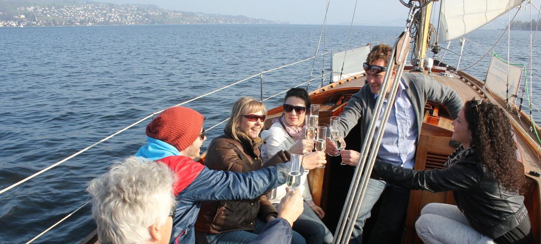 Oldtimer Segelyacht 3