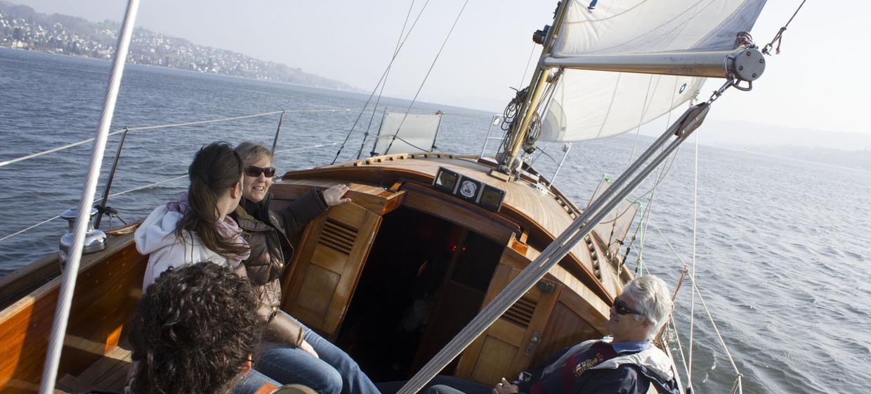 Oldtimer Segelyacht 7