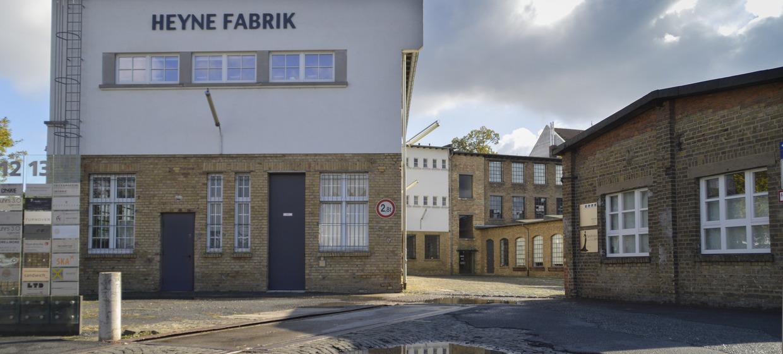 Veranstaltungsräume in der Heyne Fabrik 4