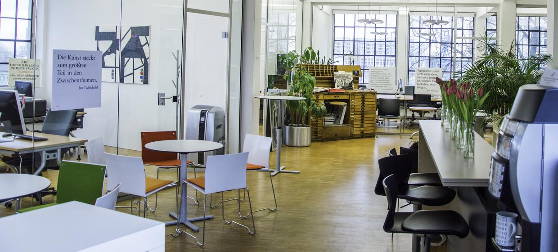 Veranstaltungsräume in der Heyne Fabrik 1