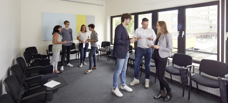 SiH Seminarraum in Hamburg GmbH - Vermietung und Event 11