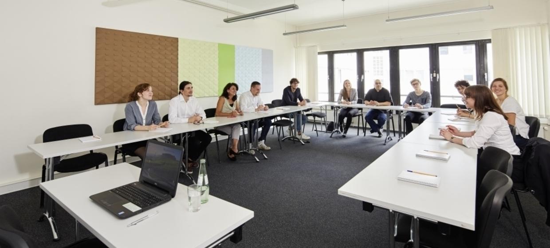 SiH Seminarraum in Hamburg GmbH - Vermietung und Event 8