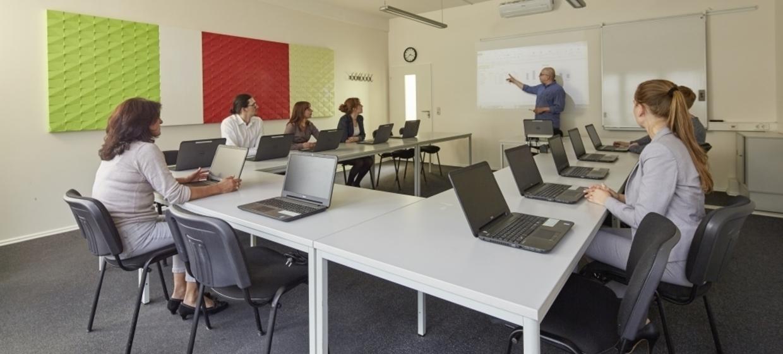 SiH Seminarraum in Hamburg GmbH - Vermietung und Event 9