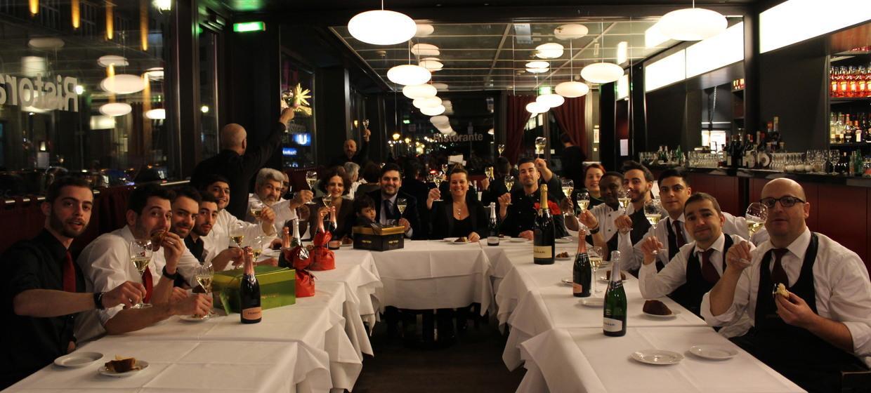 Restaurant Malatesta am Gendarmenmarkt 5