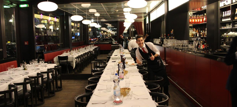 Restaurant Malatesta am Gendarmenmarkt 4