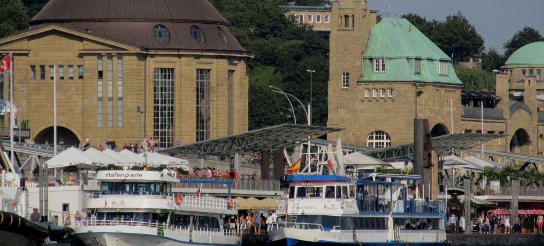 Bordparty im Hamburger Hafen 3