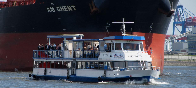 Bordparty im Hamburger Hafen 4