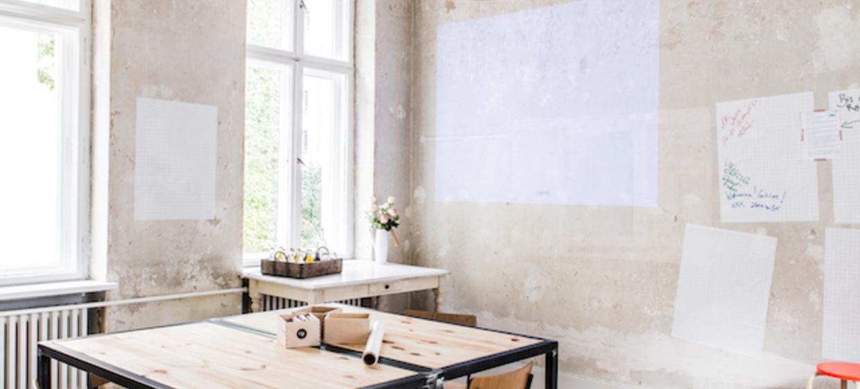 Meetings mal anders: viel Raum zum Denken 6
