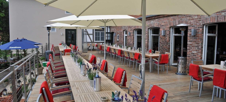 Restaurant und Hofcafé von Laer 4