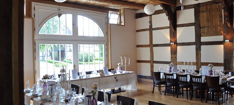 Restaurant und Hofcafé von Laer 3