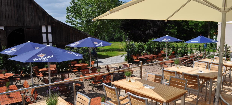 Restaurant und Hofcafé von Laer 5