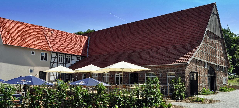 Restaurant und Hofcafé von Laer 10