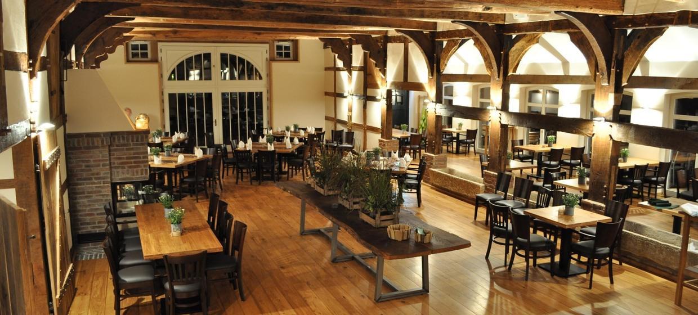 Restaurant und Hofcafé von Laer 12