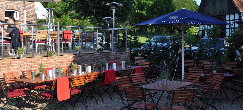 Restaurant und Hofcafé von Laer 13