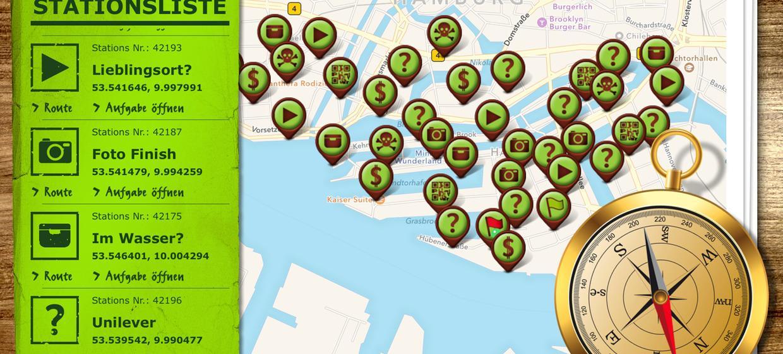 GPS City Quiz 8
