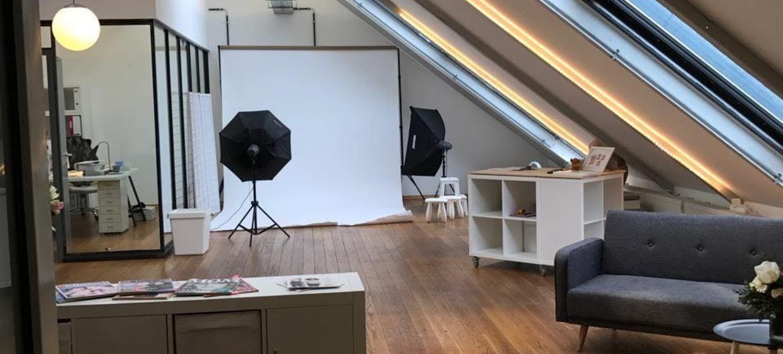 Studioloft mit Fabrikcharme 1