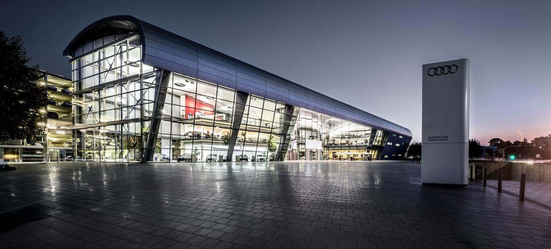 Audi Forum Neckarsulm 16