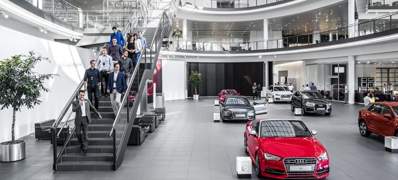 Audi Forum Neckarsulm 13
