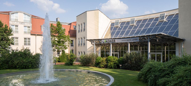 Lindner Hotel Leipzig 9