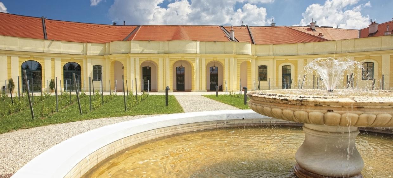 Schloß Schönbrunn Apothekertrakt 12