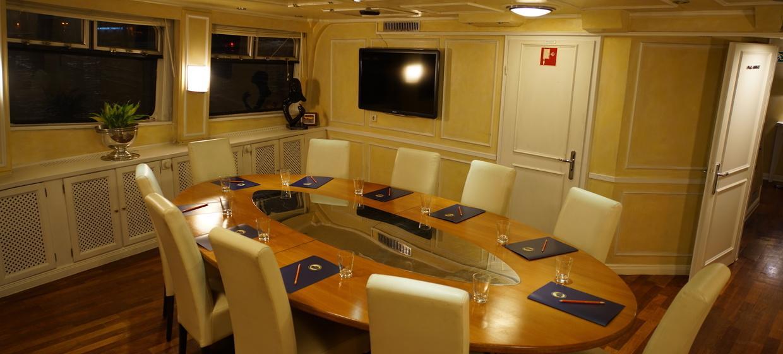Meetings und Tagungen an Bord 1