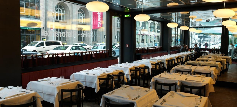 Restaurant Malatesta am Gendarmenmarkt 1
