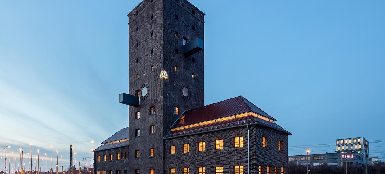 Tankturm Heidelberg 1