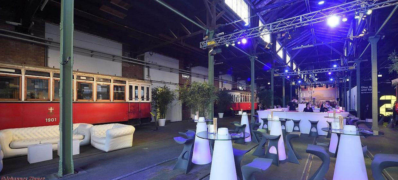 Remise - Verkehrsmuseum 3