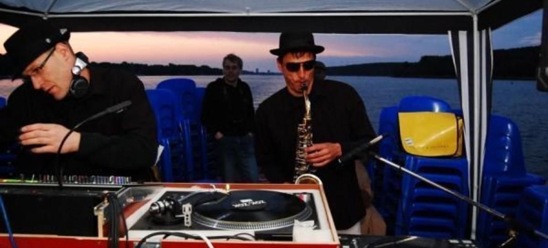 Niklas I Saxophon zum DJ  8