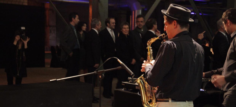 Niklas I Saxophon zum DJ  9