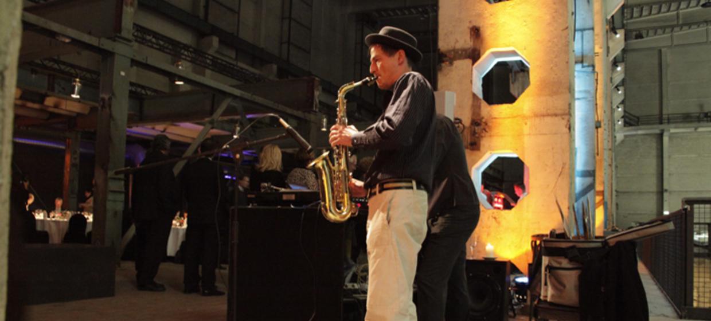 Niklas I Saxophon zum DJ  10