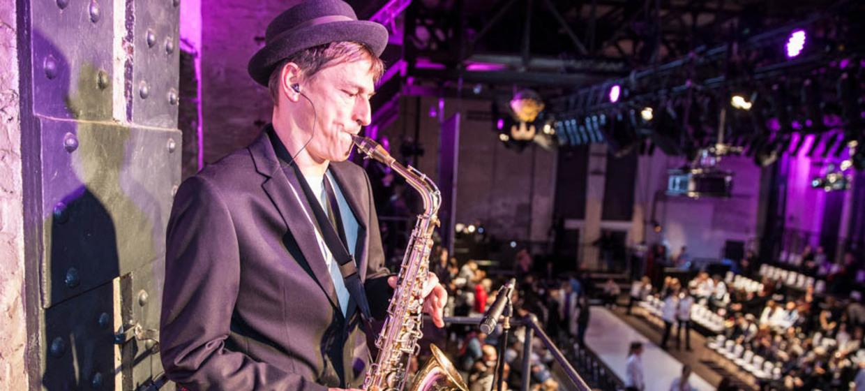 Niklas I Saxophon zum DJ  2