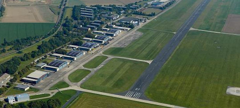 Flugplatz Gelände Mendig 2