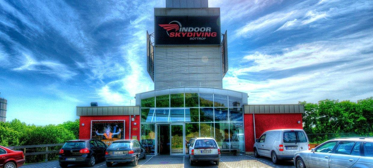 Indoor Skydiving Bottrop 4