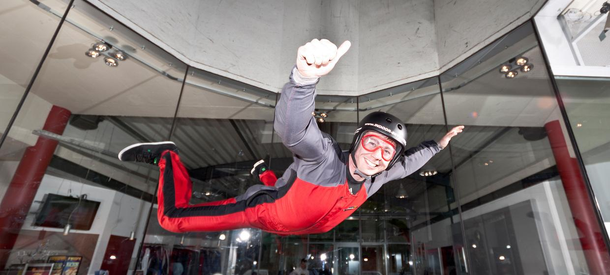 Indoor Skydiving Bottrop 2