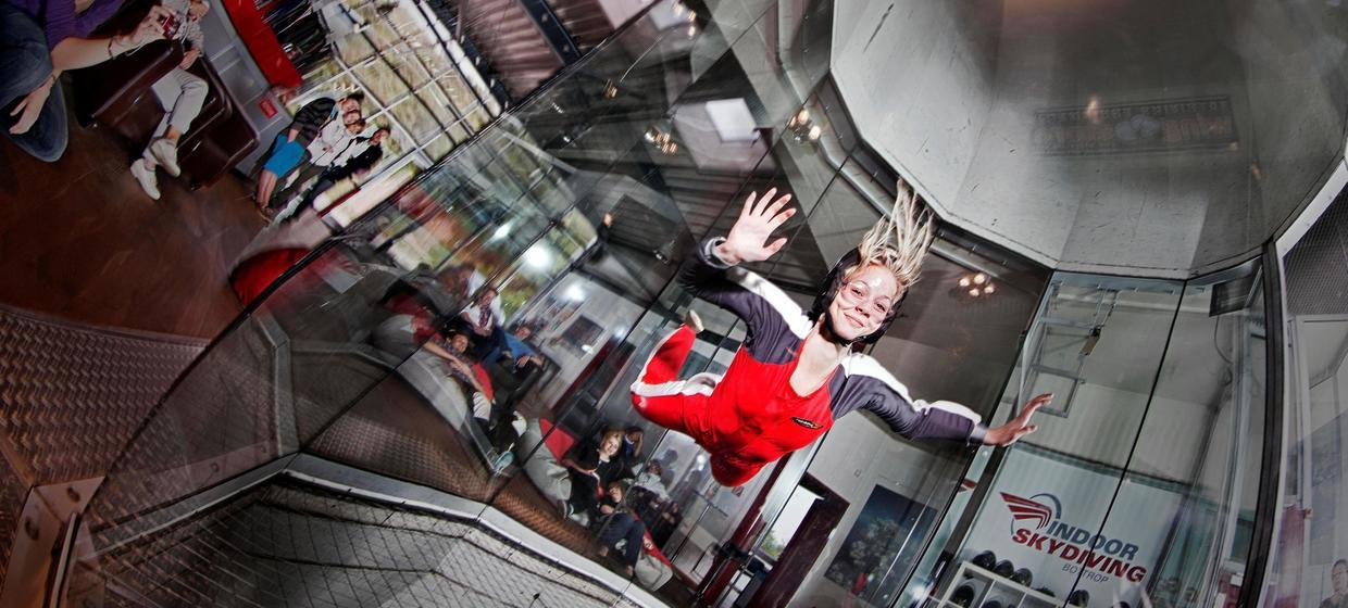 Indoor Skydiving Bottrop 6