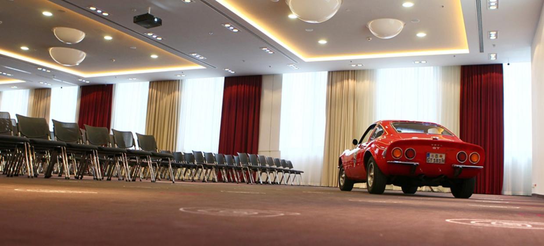 Mercure Hotel MOA Berlin 5