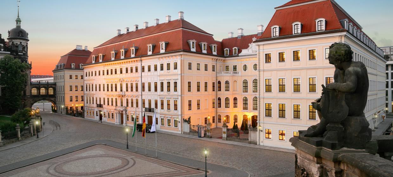 Hotel Taschenbergpalais Kempinski Dresden 4
