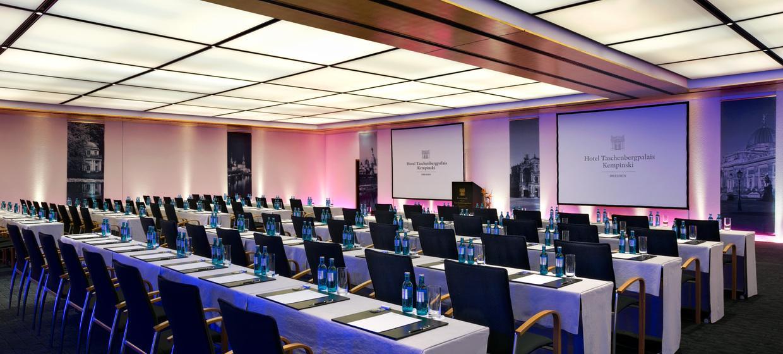 Hotel Taschenbergpalais Kempinski Dresden 1