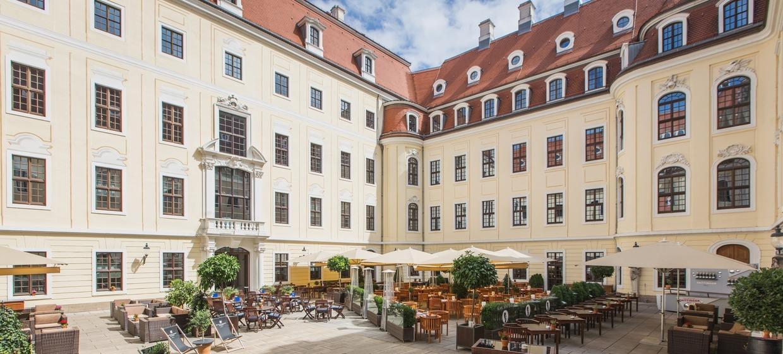 Hotel Taschenbergpalais Kempinski Dresden 7