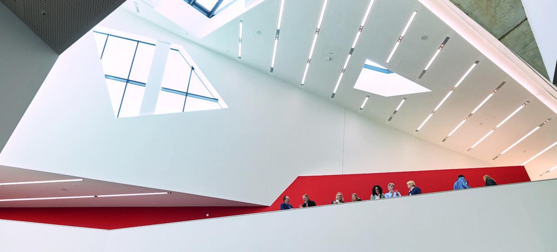 Leuphana Zentralgebäude / Campus Lüneburg 8