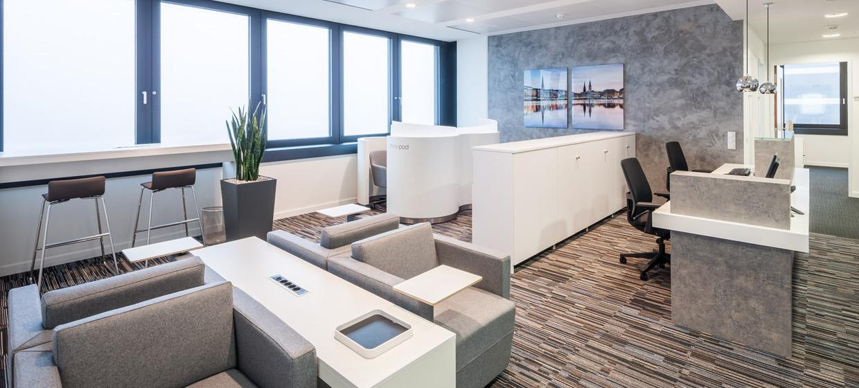 Regus Mundsburg Tower 1