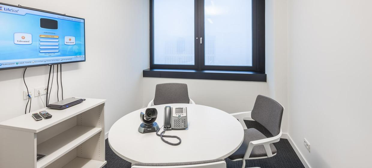 Regus Mundsburg Tower 3