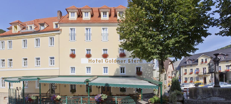 Akzent Hotel Goldner Stern & Sternla 1