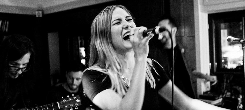 Tamara Stolzenberg & Band 2