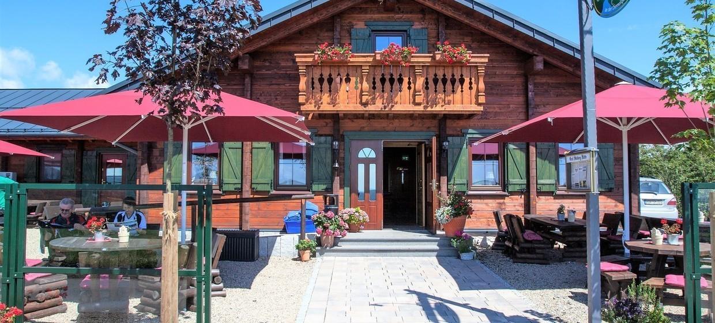 Graf Stolberg Hütte an der Diemelquelle  6