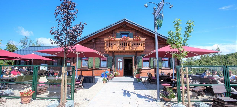 Graf Stolberg Hütte an der Diemelquelle  3