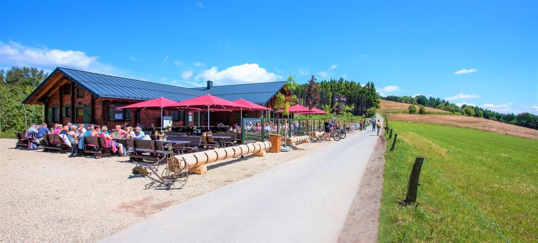 Graf Stolberg Hütte an der Diemelquelle  7