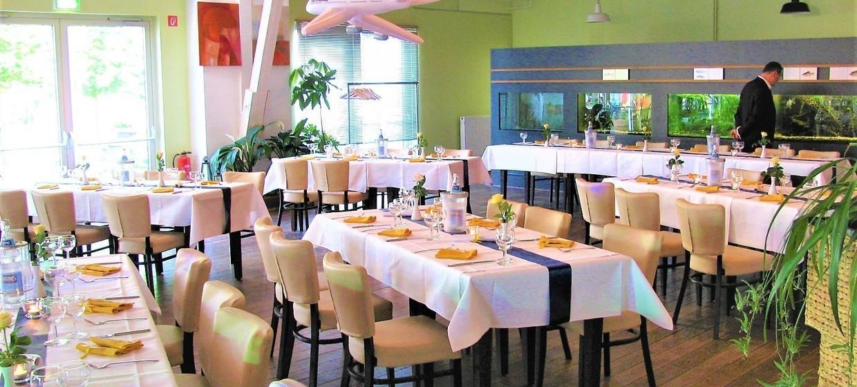 Restaurant Tower Café am Alten Flugplatz 1